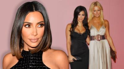 """Kim Kardashian haría """"cualquier cosa"""" por su exjefa, Paris Hilton"""