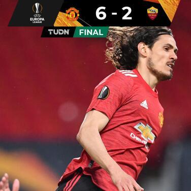 Así fue la Ida: Manchester United le pasó por encima a la Roma