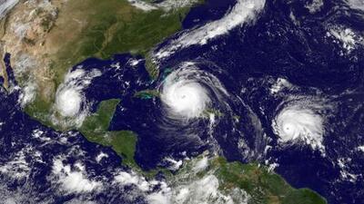 Centro Nacional de Huracanes pronostica la formación de hasta cuatro grandes ciclones en 2018