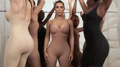 Kim Kardashian se lanza a competir contra las famosas fajas colombianas