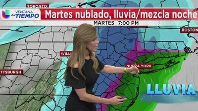 Frío polar extremo en los próximos días en Nueva York