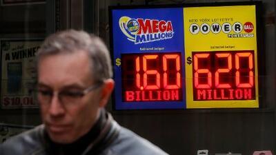 Si no tuviste suerte con Mega Millions, puede que Powerball sea tu oportunidad para hacerte rico