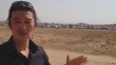 Japón dice que es probable que el video de la decapitación de Goto sea auténtico