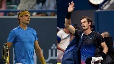 Nadal y Murray, dos esperados regresos en el inicio de la temporada ATP