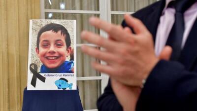 Gabriel, el niño de 8 años asesinado en España, murió estrangulado el mismo día de su desaparición