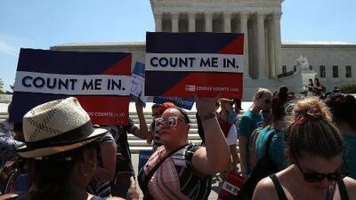 EEUU comienza la impresión de los formularios del Censo 2020 sin la controversial pregunta sobre ciudadanía