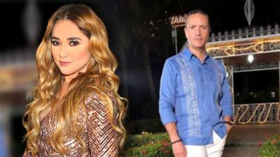 No fueron las hijas ni que él seguía casado: parece que el 'sexting' rompió el compromiso de Sherlyn y Paco Zea