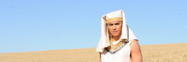 Descubre la historia de 'José de Egipto'