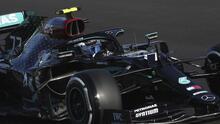 Bottas y Hamilton lideran rumbo al GP de Portugal