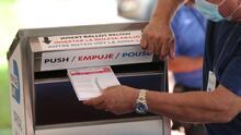 Los republicanos de Florida ahora restringen ese voto por correo que hace poco solían alentar