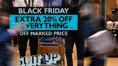 Tradición vs. consumismo: El 'Black Friday' se impone a la cena familiar de Acción de Gracias