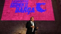 Joan Laporta entendería que Messi no siga en el Barcelona