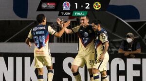 Noche de regresos y América se acerca a Cuartos de Concacaf