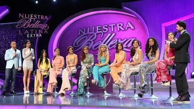 Valeria Moreno quedó eliminada en la quinta gala de Nuestra Belleza