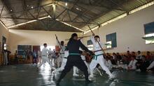De práctica prohibida a arte marcial popular: así funciona el clan ninja de La Habana