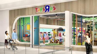 La juguetería Toys R US anuncia la apertura de dos tiendas nuevas. Una está en Houston
