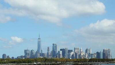 Nueva York tendrá un domingo de tiempo seco y calor moderado