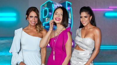 Vestidos de un solo hombro, los que predominaron en Premios Juventud