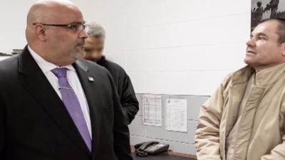 """""""Le vi la cara de alguien que estaba completamente derrotado"""": entrevista completa a agente clave en la captura de alias 'El Chapo'"""