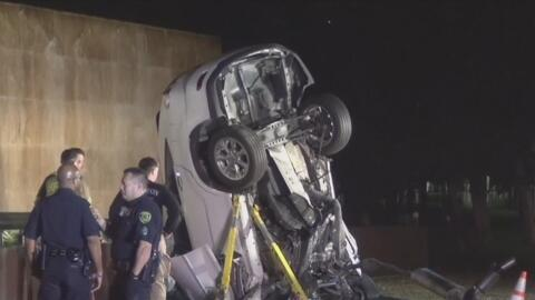 Investigan las causas de un accidente que dejó un muerto en carreteras de Houston