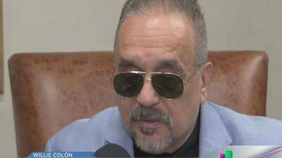 Willie Colón no le cierra las puertas a Rubén Blades