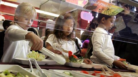 Padres de familia podrán tener información sobre violaciones de salubridad en cafeterías de escuelas públicas