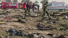 Las tensiones de EEUU con Irán entorpecerían la investigación del desplome de un avión ucraniano