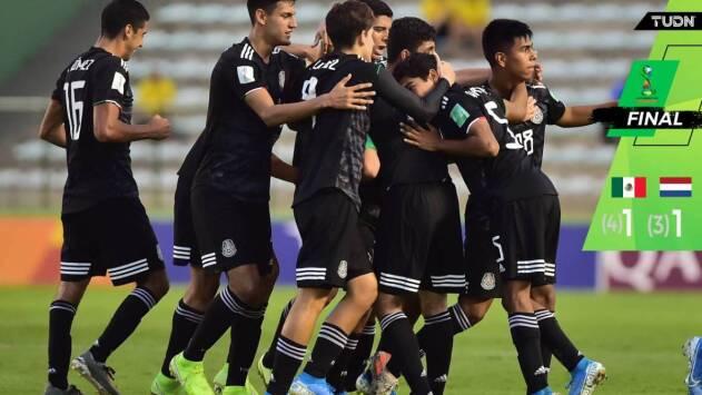 Sana costumbre… ¡México está en la Final del Mundial Sub-17!