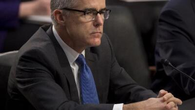 El exdirector interino del FBI reconoce que abrió una investigación porque sospechaba de los vínculos de Trump con Rusia