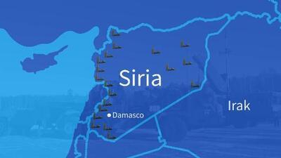 Ejércitos de Siria y de Rusia afirman que la mayoría de los misiles de EEUU y aliados fueron interceptados