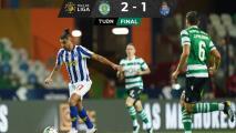 Porto y tecatito  la cruzazulean y son eliminados de la Copa