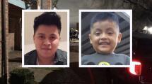 """""""Quiero que me diga qué le hizo a mi niño"""": hispana exige justicia tras la muerte de su hijo de 3 años"""