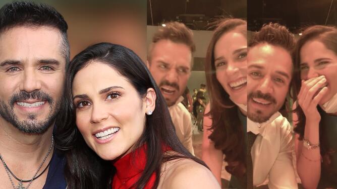 Eva Cedeño se vengó de José Ron: minutos antes de darle el último beso de telenovela, no creerás qué se comió