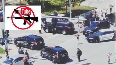 Tiroteo a sede de YouTube en California es presuntamente perpetuado por una mujer