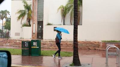 Calor, humedad y tormentas para este domingo en Miami