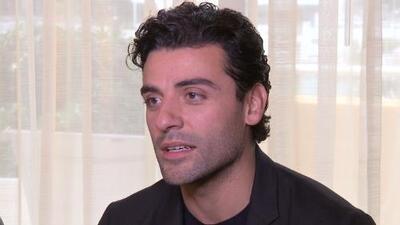 Oscar Isaac habla de sus éxitos en Hollywood