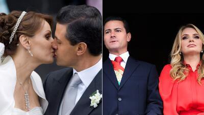 (Fotos) Crónica de un divorcio anunciado: Angélica Rivera confirmó que se separa de Enrique Peña Nieto