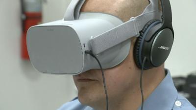 La policía de Chicago recurre a la realidad virtual para aprender a interactuar con personas con enfermedades mentales