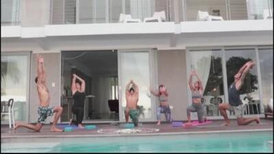 """""""Urban Yoga"""", un evento para perfeccionar tu técnica de yoga"""