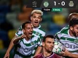 Sporting de Lisboa deja sin título al Porto de Tecatito, Marchesín y Mateus Uribe