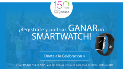 Concurso: Uforia te regala un Smart Watch!
