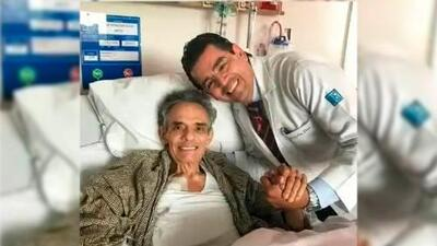 La última foto de José José en un hospital de México