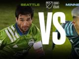 Seattle y Minnesota, por un lugar en la final por la MLS Cup