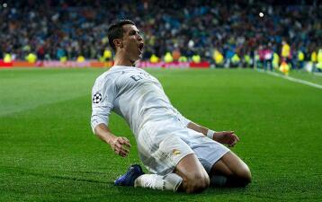 Cristiano Ronaldo: 10.3 xG