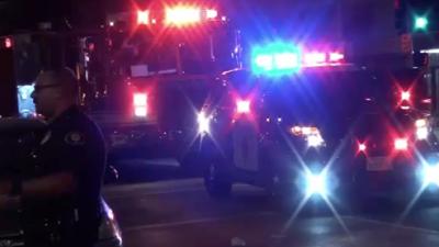Siete jóvenes fueron apuñalados en una fiesta en Pasadena