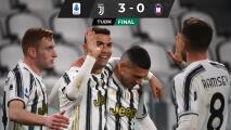 Cristiano regresa a la Juventus al triunfo y es nuevo líder de goleo