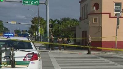 Dos tiroteos separados dejan cuatro personas heridas de bala en Miami-Dade