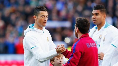 ¡No es lo mismo sin Cristiano! Messi extraña a 'CR7' en la Liga de España