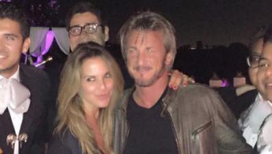 Los 'besitos' eran sexo: lo que sabemos del 'affaire' de Kate del Castillo y Sean Penn