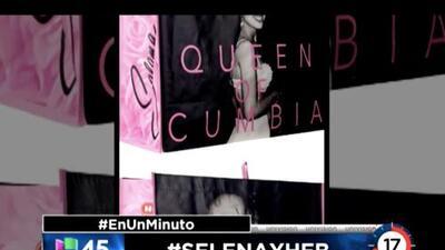 En Un Minuto Houston: Saldrán a la venta bolsas reusables con la imagen de Selena en las tiendas HEB